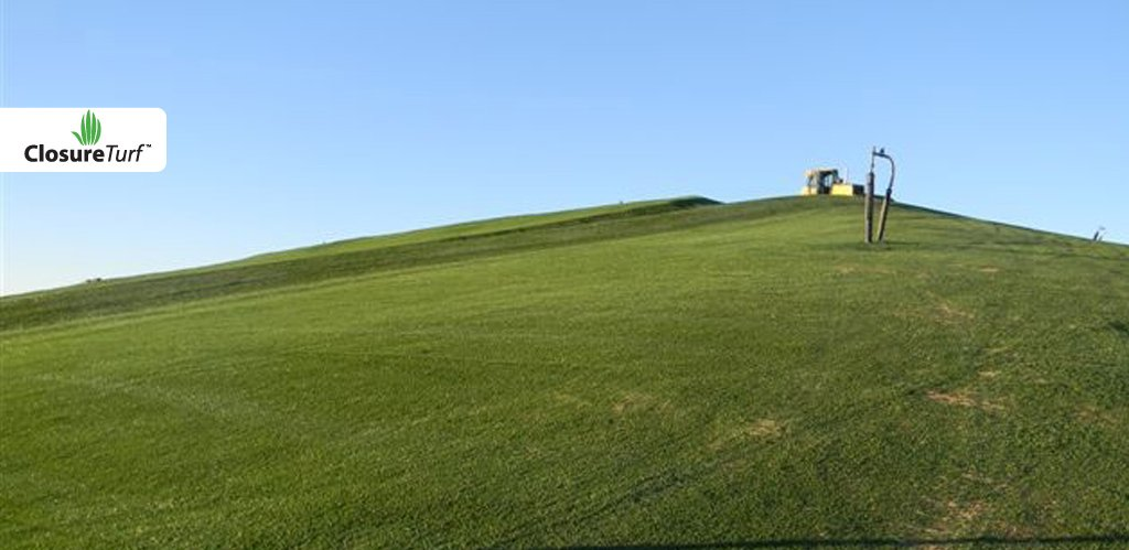 ClosureTurf™ Landfills Recognized for Excellence  by the Solid Waste Association of North America