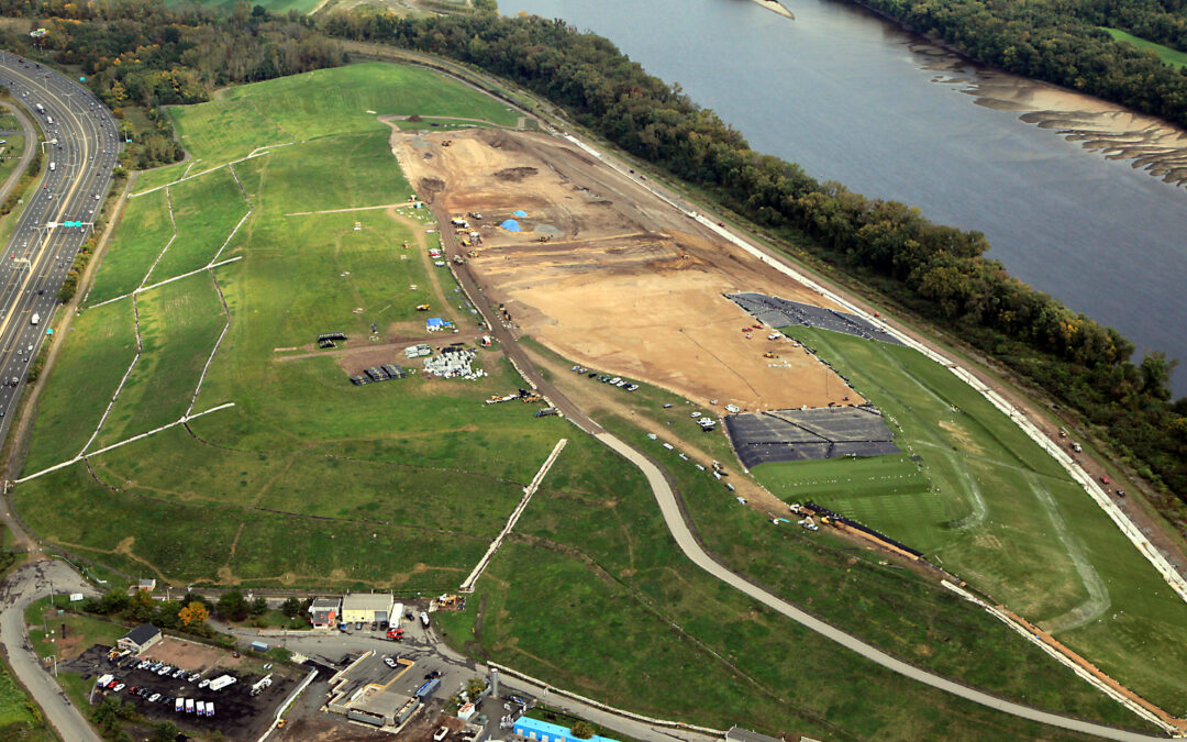 Watershed Geosynthetics, Closure Turf™ Assists Hartford Landfill