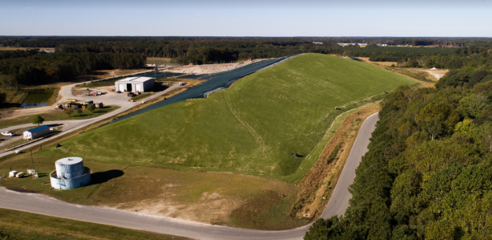 Accomack County Landfill Wins Engineering Excellence Honor Award