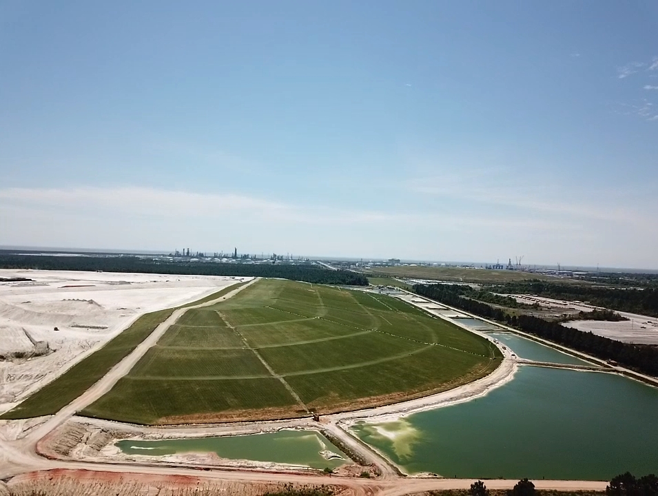 EPA schließt erste Phase einer Superfund-Site in Mississippi ab ClosureTurf